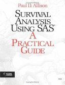 Survival Analysis Using The Sas System