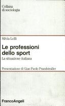 Le professioni dello sport
