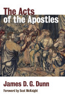 The Acts of the Apostles [Pdf/ePub] eBook