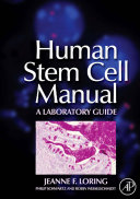 Human Stem Cell Manual Book