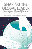 Shaping the Global Leader