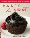 Paleo Desserts Pdf/ePub eBook