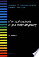 Chemical Methods In Gas Chromatography Book PDF