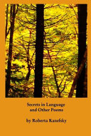 Secrets in Lanuguage and Other Poems 3