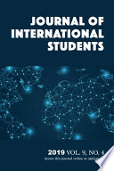 Journal of International Students  2019 Vol 9 4