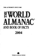 Pdf The World Almanac and Book of Facts 2004