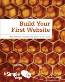 Cover of Build Your First Website in Simple Steps