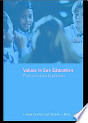 Values in Sex Education