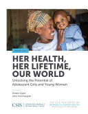 Her Health  Her Lifetime  Our World
