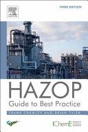 Hazop   Guide to Best Practice