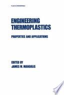 Engineering Thermoplastics Book