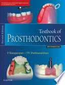 """Textbook of ProsthodonticsE Book"" by V Rangarajan, T V Padmanabhan"