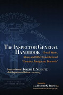 The Inspector General Handbook