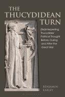 The Thucydidean Turn