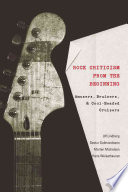 Rock Criticism from the Beginning Book