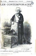 Les Contemporains (Paris. 1892)