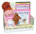 The Potty Book, Movie, and Doll Package for Girls