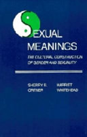 Sexual Meanings