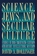 Science  Jews  and Secular Culture