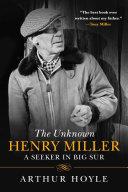 The Unknown Henry Miller [Pdf/ePub] eBook