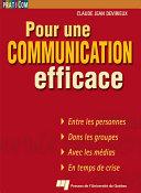 Pdf Pour une communication efficace Telecharger