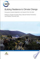 Building Resilience to Climate Change Book