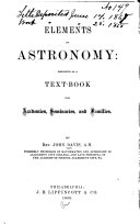 Pdf Elements of Astronomy ...