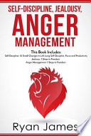 Self-Discipline, Jealousy, Anger Management