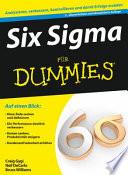 Six Sigma für Dummies
