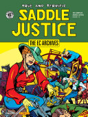 The EC Archives: Saddle Justice [Pdf/ePub] eBook