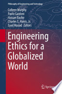 Book Cover: Engineering ethics for a globalized world