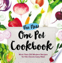 The New One Pot Cookbook Book