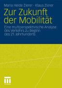 Zur Zukunft der Mobilität