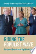 Riding The Populist Wave