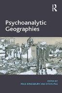 Psychoanalytic Geographies Pdf/ePub eBook