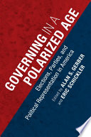 Governing in a Polarized Age Book