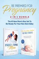 Be Prepared for Pregnancy