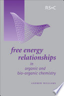 Free Energy Relationships In Organic And Bio Organic Chemistry