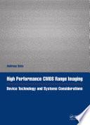 High Performance CMOS Range Imaging