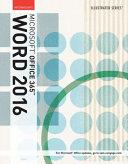 Illustrated Microsoft Office 365   Word 2016  Intermediate