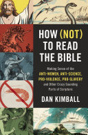 How (Not) to Read the Bible Pdf