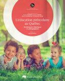 Pdf L'éducation préscolaire au Québec Telecharger