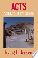 Acts Jensen Bible Self Study Guide