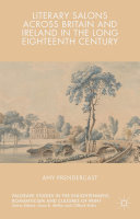Pdf Literary Salons Across Britain and Ireland in the Long Eighteenth Century Telecharger