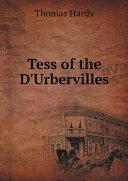 Pdf Tess of the D'Urbervilles Telecharger