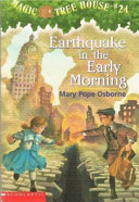 Magic Tree House Earthquake in the Early Morning