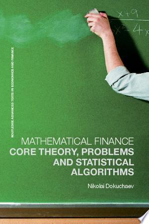 Download Mathematical Finance Free PDF Books - Free PDF