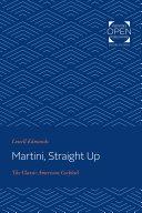 Martini, Straight Up
