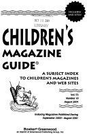 Children's Magazine Guide