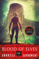 link to Blood of Elves in the TCC library catalog